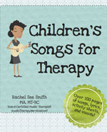 Children's Songs for Therapy Book Cover