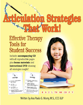 Articulation Strategies That Work!